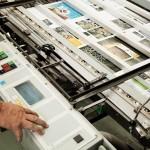 Na czym polega współcześnie praca drukarza?